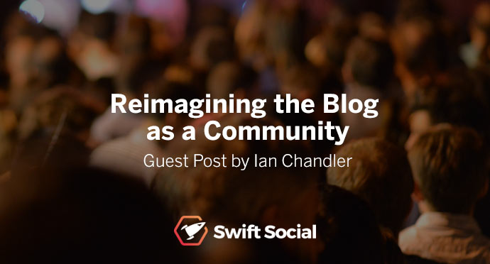 Reimagining the Blog as a Community